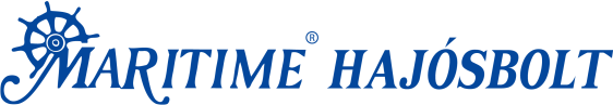 Logo: Maritime Hajósbolt honlapja - Lowrance Halradar, Yamaha csónakmotor
